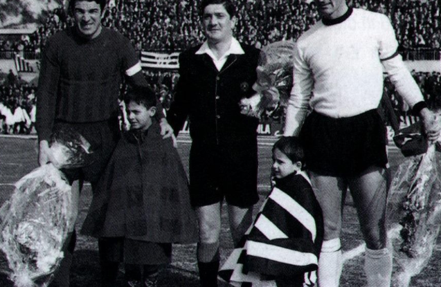 Gli 80 anni di Carletto Mazzone, festa in campo ad Ascoli