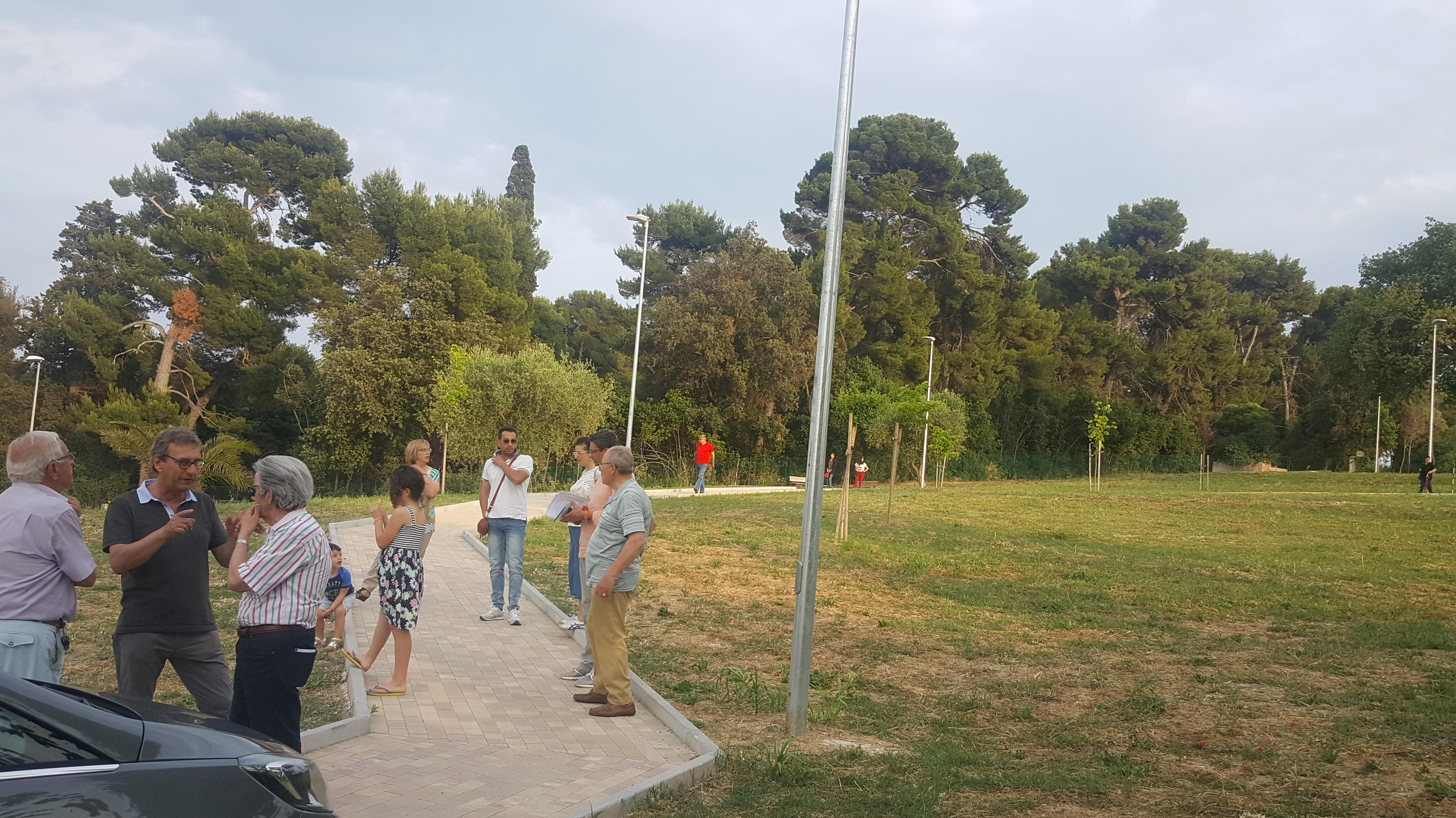 Parco Villa Colli Porto San Giorgio