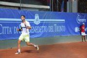 San Benedetto Tennis Cup: Berrettini-Djere la finalissima, in campo alle 21