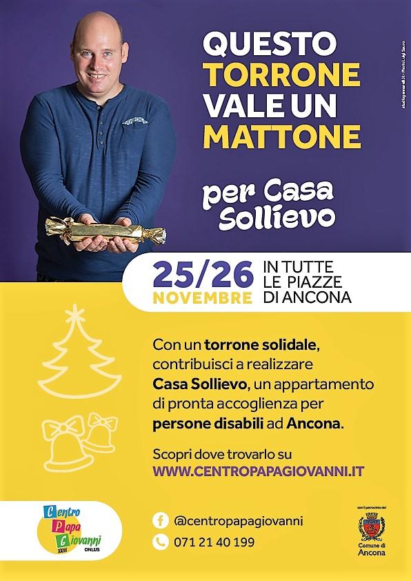Ancona il centro papa giovanni xxiii onlus scende in - Costruire casa in economia ...