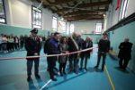Urbino, inaugurata la ristrutturata palestra del liceo Laurana-Baldi