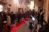 Le Natalizie: buona la prima, grande successo dell'aperitour di Natale nel Borgo di Monteprandone