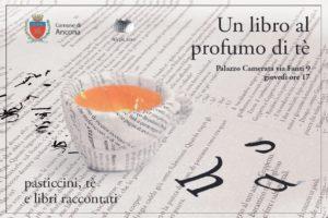 Ancona: Un libro al profumo di tè, la rassegna si sposta al Museo della Città