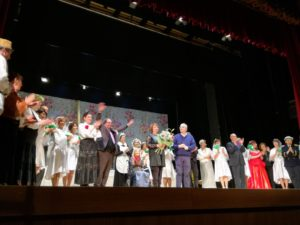 Al Teatro Concordia si replica Finchè qualcuno non ci separi, lo spettacolo dell' Utes di San Benedetto