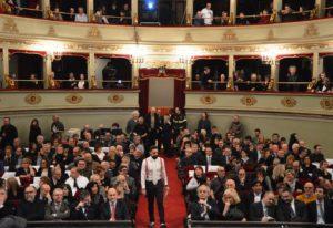 Porto San Giorgio, al Teatro Comunale c'è Buonasera Marche Show