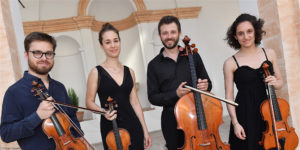 Appassionata: l'entusiasmante talento del Quartetto Adorno al Teatro Lauro Rossi di Macerata