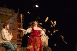 Romeo e Giulietta. L'amore è saltimbanco, al Teatro Concordia di San Benedetto