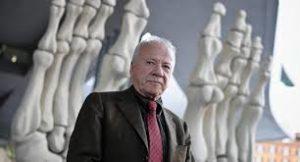 Ancona, con la conferenza di Achille Bonito Oliva si chiude al Museo Archeologico nazionale la Mostra Terre in Movimento