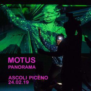 Al Teatro dei Filarmonici di Ascoli Piceno arriva Panorama della compagnia Motus