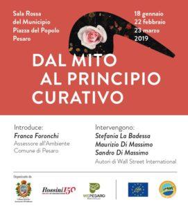 Pesaro: Dal mito al principio curativo, appuntamento alla sala Rossa del palazzo comunale