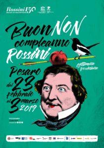 Pesaro, il calendario degli eventi dei primi appuntamenti con la Settimana Rossiniana