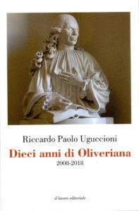 Pesaro: Dieci anni di Oliveriana di Riccardo Paolo Uguccioni a Palazzo Ciacchi