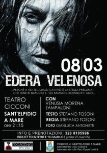 Sant'Elpidio a Mare, per la Festa della Donna al Teatro Cicconi si parla di femminicidio