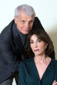 Piccoli crimini coniugali con Michele Placido e Anna Bonaiuto al Teatro Concordia