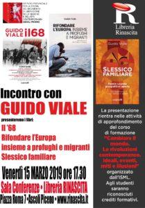 Ascoli Piceno: tre libri per capire le sfide della politica del futuro, incontro con Guido Viale alla Libreria Rinascita