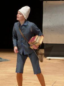San Benedetto, la rielaborazione delle avventure di Pinocchio di Lucia Ronchetti al Teatro Concordia