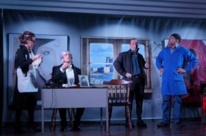 L'Acchiappa Vedove con Marco Trionfante e Gli O' Scenici al Teatro San Filippo Neri di San Benedetto