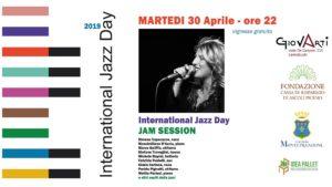 Ultimo appuntamento al Centro Giovarti di Centobuchi con l' International Jazz Day