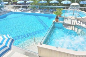 piscina per bambini Hotel King