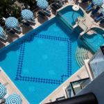 Piscina e Solarium Hotel Alba Adriatica