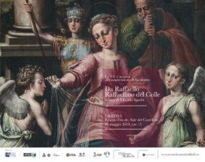 Da Raffaello. Raffaellino del Colle a cura di Vittorio Sgarbi al Palazzo Ducale di Urbino