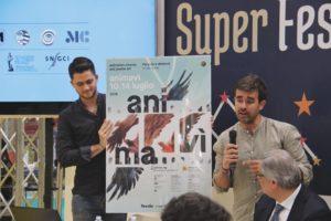 Animavì Festival, presentata la quarta edizione al Salone Internazionale del libro di Torino: premio alla carriera a Jim Jarmusch
