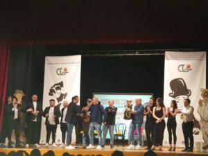 Salvatore Gisonna e Andrea Fratellini primi finalisti della 35esima edizione di Cabaret Amoremio