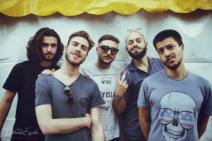 I fermani LaSonda ospiti della finale di Sanremo Rock al Breaklive di Ascoli