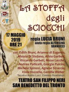 San Benedetto, saggio di fine anno per i ragazzi di OffiCine Teatrali al San Filippo Neri