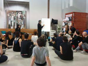 San Benedetto: il teatro di Eduardo al secondo saggio di fine corso di OffiCine Teatrali