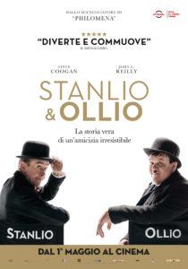 Stanlio e Ollio di Jon S. Baird per Cinemalcentro al Teatro Concordia di San Benedetto