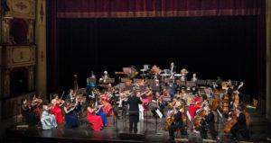 Filarmonica Gioachino Rossini: il primo concerto del progetto Johannes Brahms per direttori d'orchestra