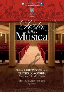 San Benedetto, torna l'appuntamento con la Festa della Musica dell' Istituto Musicale Vivaldi