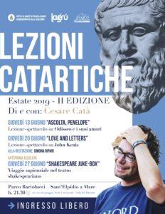 Al Parco Bartolucci di Sant' Elpidio a Mare torna la rassegna Lezioni Catartiche