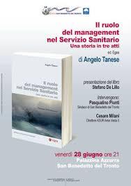 Il governo della sanità pubblica a 40 anni dalla riforma, il libro di Angelo Tanese alla Palazzina Azzurra