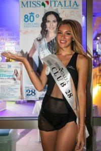 Ludovica Cerasi si aggiudica la prima selezione di Miss Italia 2019 in Abruzzo