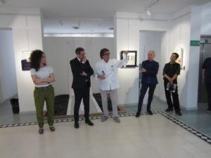 San Benedetto, continua alla Palazzina Azzura la mostra di Nobushige Akyiama e Fabrizio Mariani