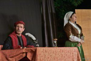 Con Tre preti per una besciamella prende il via al Parco Wojtyla l' ottava edizione del Festival del Teatro E…state a San Benedetto del Tronto