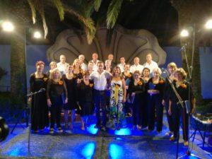 VIDEO / Grande successo della Corale Polifonica Tebaldini alla Palazzina Azzurra