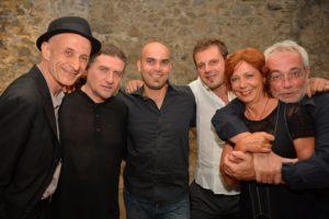 Nel cuore, nell' anima: Peppe Servillo omaggia in jazz Lucio Battisti in piazza Piacentini a San Benedetto del Tronto