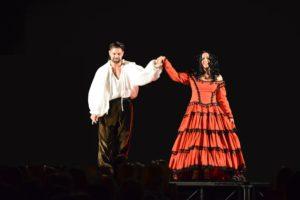 La Carmen di Bizet a Villa Flaiani ad Alba Adriatica