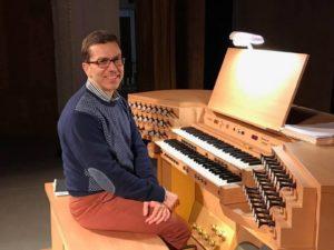 Tobias Frank apre la tredicesima edizione del Festival organistico internazionale Città di Porto San Giorgio
