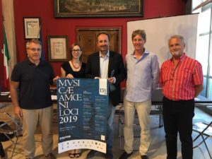 Pesaro, dal 6 luglio al 25 agosto torna la sedicesima rassegna Musicae Amoeni Loci