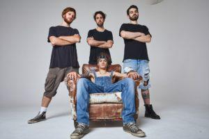 Marotta: l'energia dei Tribunale Obhal per aprire il grande concerto dei Break Free
