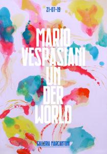 Underworld la mostra di Mario Vespasiani alla galleria Marcantoni di Pedaso