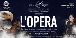 L'Opera: il Grande Evento sta per andare in scena all' arena del Parco dei Principi di Grottammare