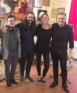 Porto San Giorgio: Calypso Jazz, arrivano i Mantis