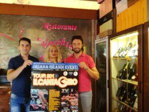La prefinale e la finale regionale del Cantagiro al ristorante La Vecchia Lampadi di Martinsicuro