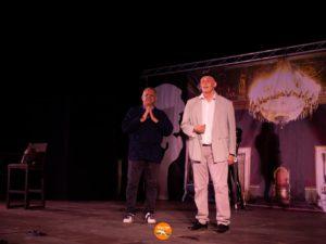 Alla Palazzina Azzurra gli O'Scenici in scena Tra Maschere e Farse Popolari: il teatro nel teatro è servito