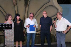 Serata magica in Palazzina Azzurra per la premiazione del concorso letterario e poetico Premio città di San Benedetto del Tronto